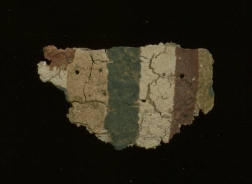 Cartonnage Fragment - enlargement - Front