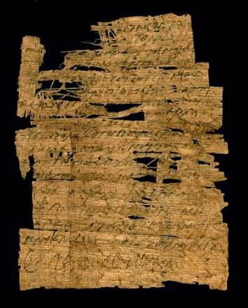 The Papyri Pages