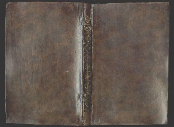 Sacrificicium S: S: Missae - Manuscript - Binding)