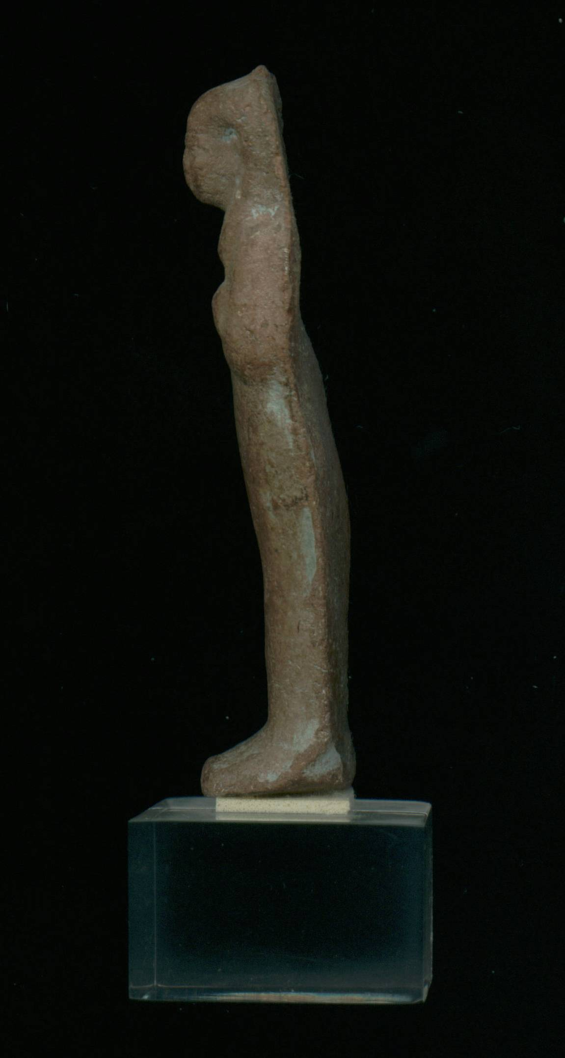 Ushapti Figurine -  Close Up View Side A