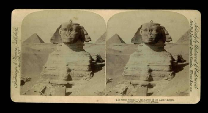 The Great Sphinx - Egypt